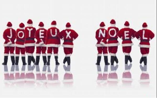 Bonnes fêtes de fin d'année et Joyeux Noël à toutes et à tous ...